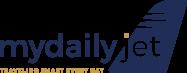 MyDailyJet logo